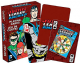 DC Comics Justice League of America retro set of playing cards   -nm 52301-